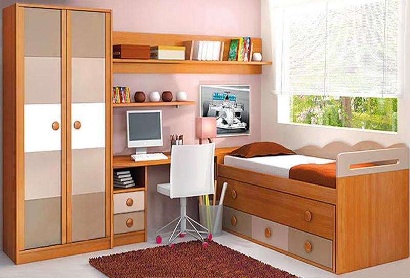 Dormitorio Juvenil Madera 43 JUV MAC 04