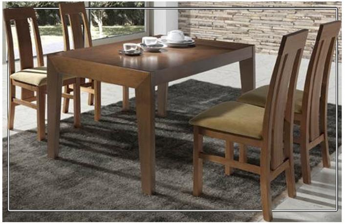 conjunto-mesa-comedor-fija-y-cuatro-sillas