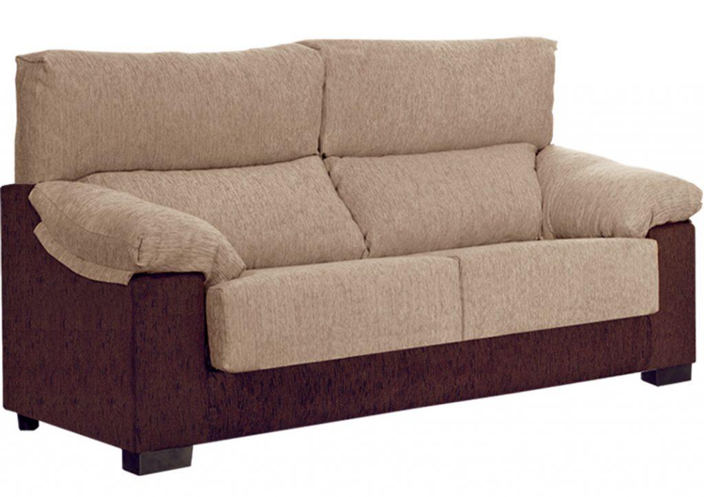 Sofa desenfundable en dos colores