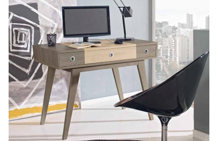 escritorio de 2 cajones