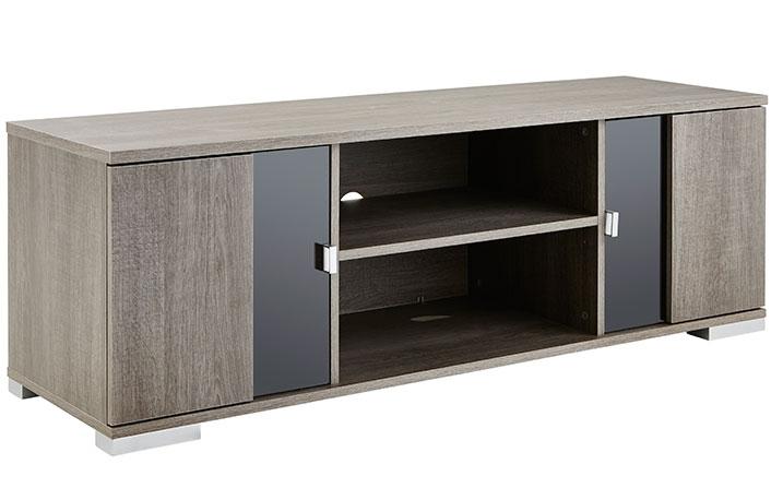Mueble TV 2 puertas 1 hueco