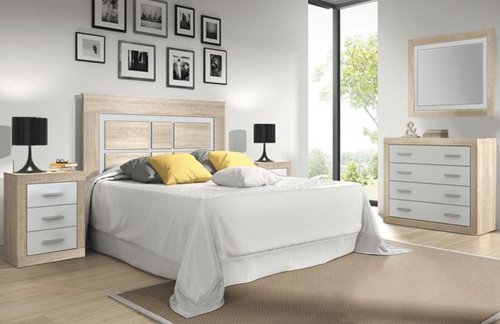Dormitorio matrimonio segun foto
