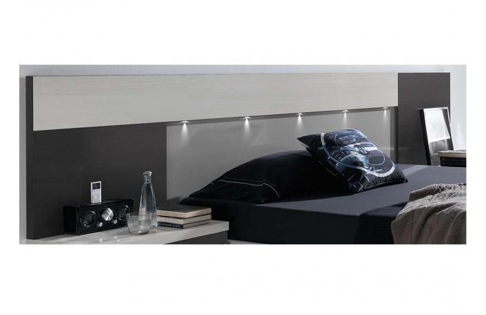 Cabecero 280 cm con luces led