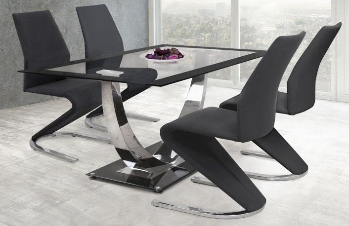 Conjunto mesa comedor con 4 sillas