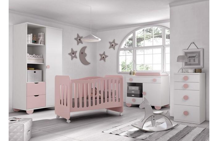 Dormitorio infantil segun foto