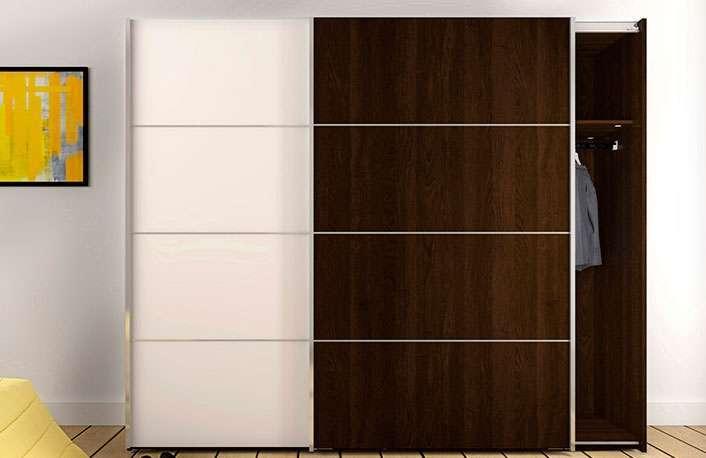 armario de puertas correderas